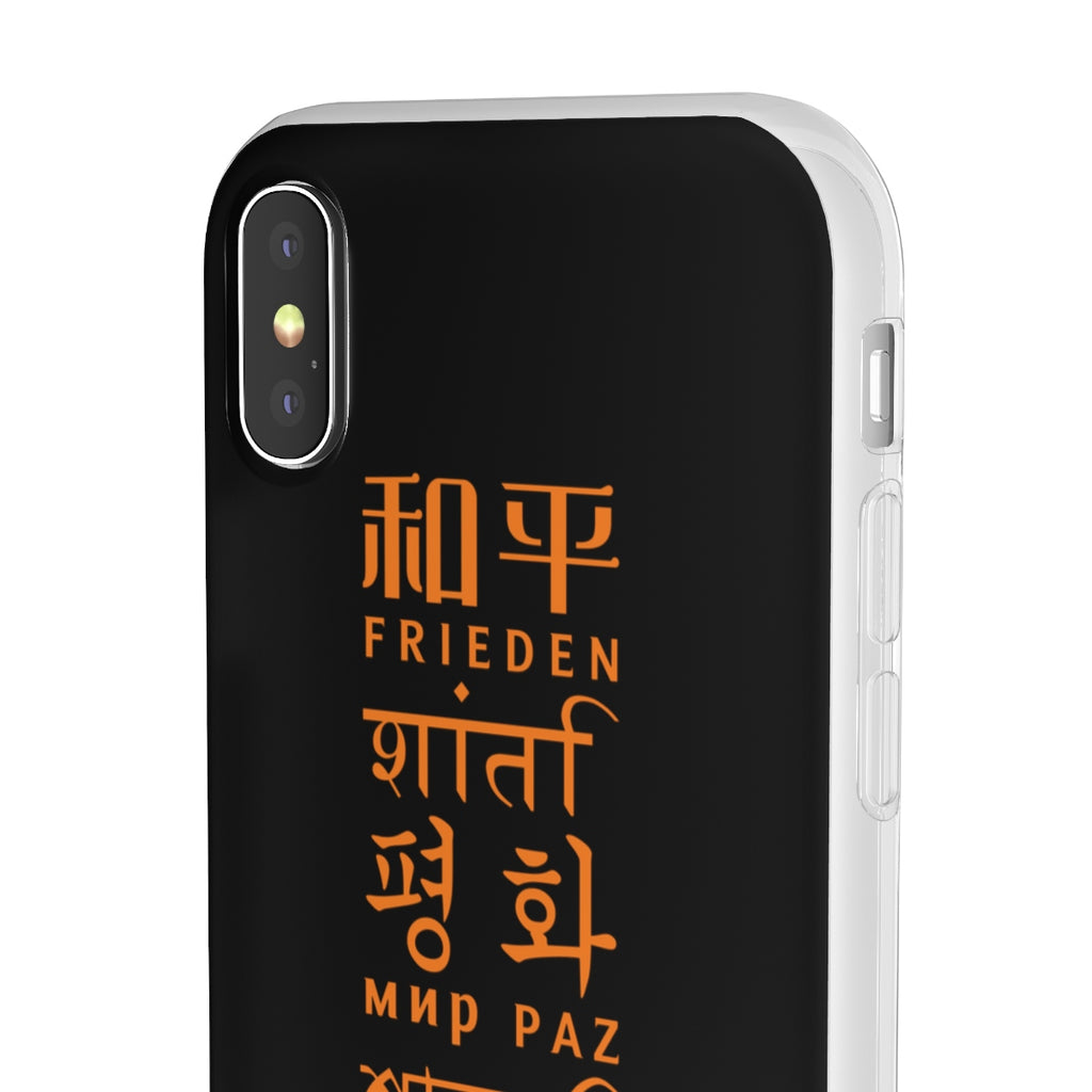 Huemankind Peace Phone Case II - Huemankind.World