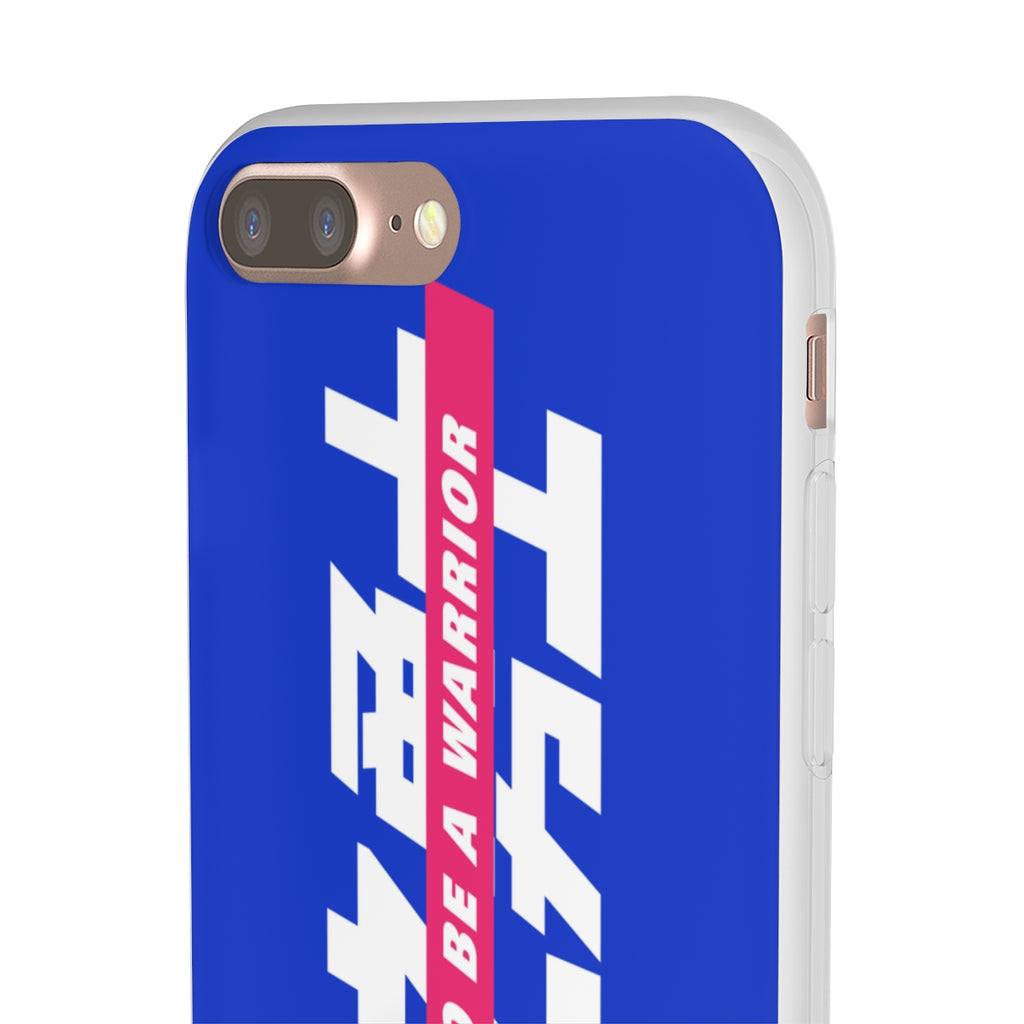 Huemankind Ocean Warrior Phone Case (Royal Blue) - Huemankind.World
