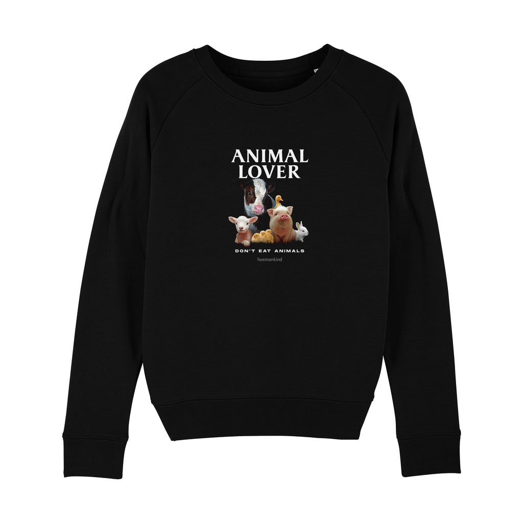Animal Lover Women Sweatshirt