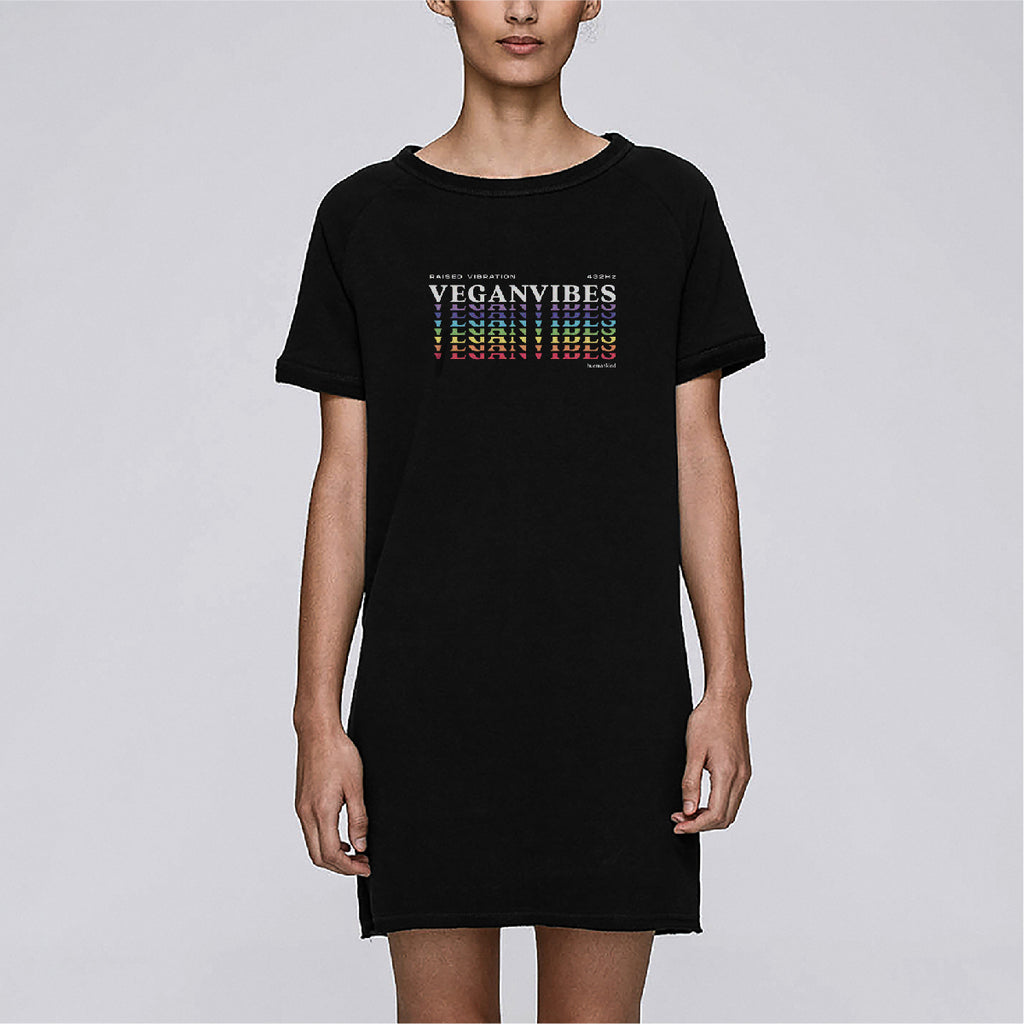 Vegan Vibes Dress Tee