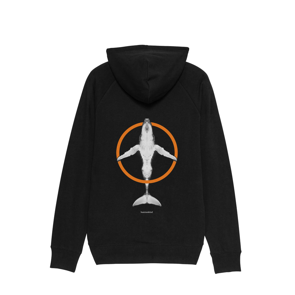 Huemankind Peace Men Organic Cotton Hoodie - Huemankind.World