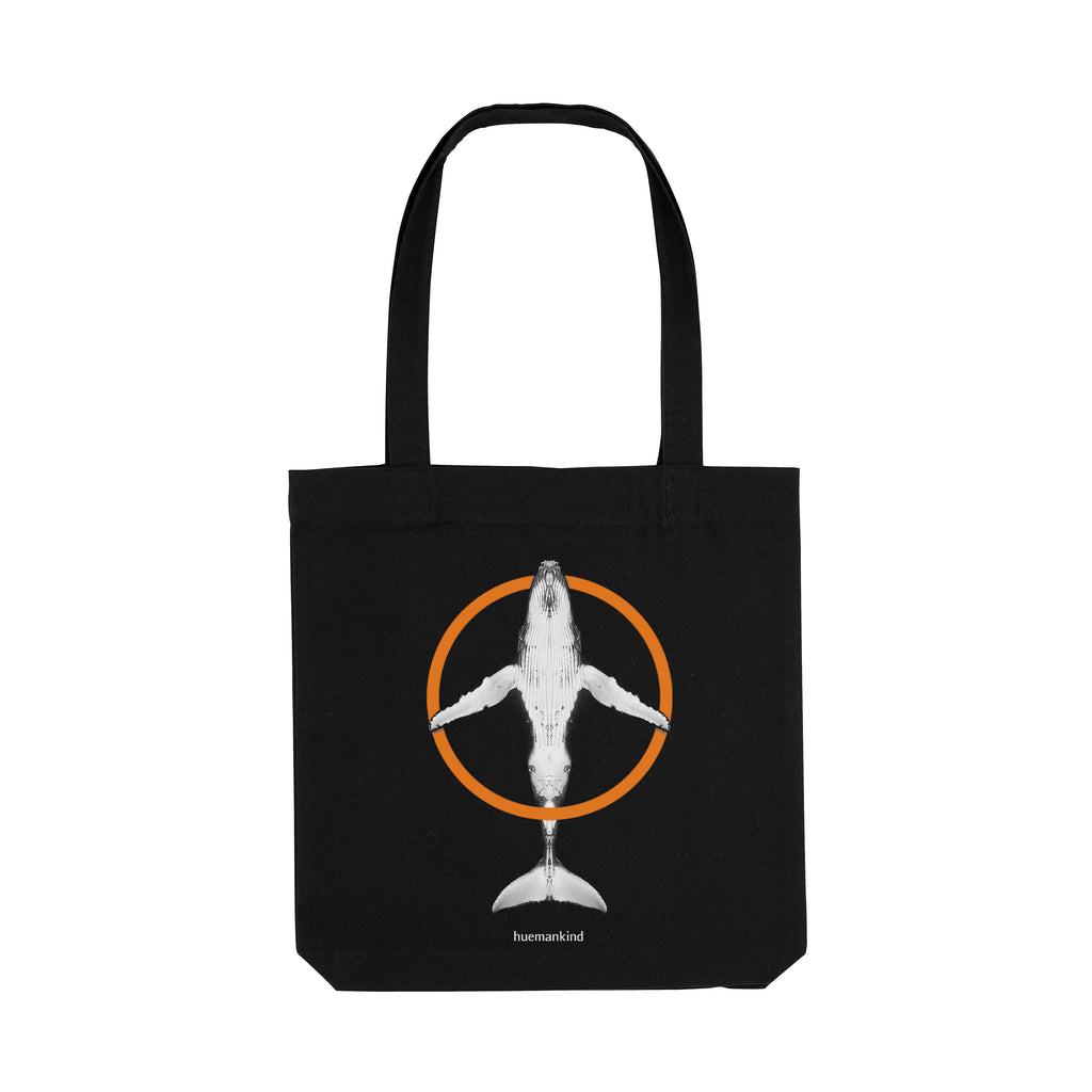 Huemankind Peace Organic Cotton Tote Bag - Huemankind.World