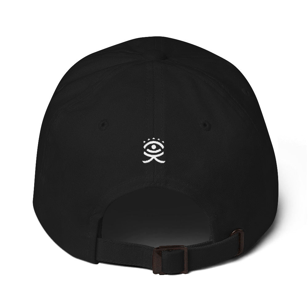 Huemankind Ocean Warrior Cap (Black) - Huemankind.World