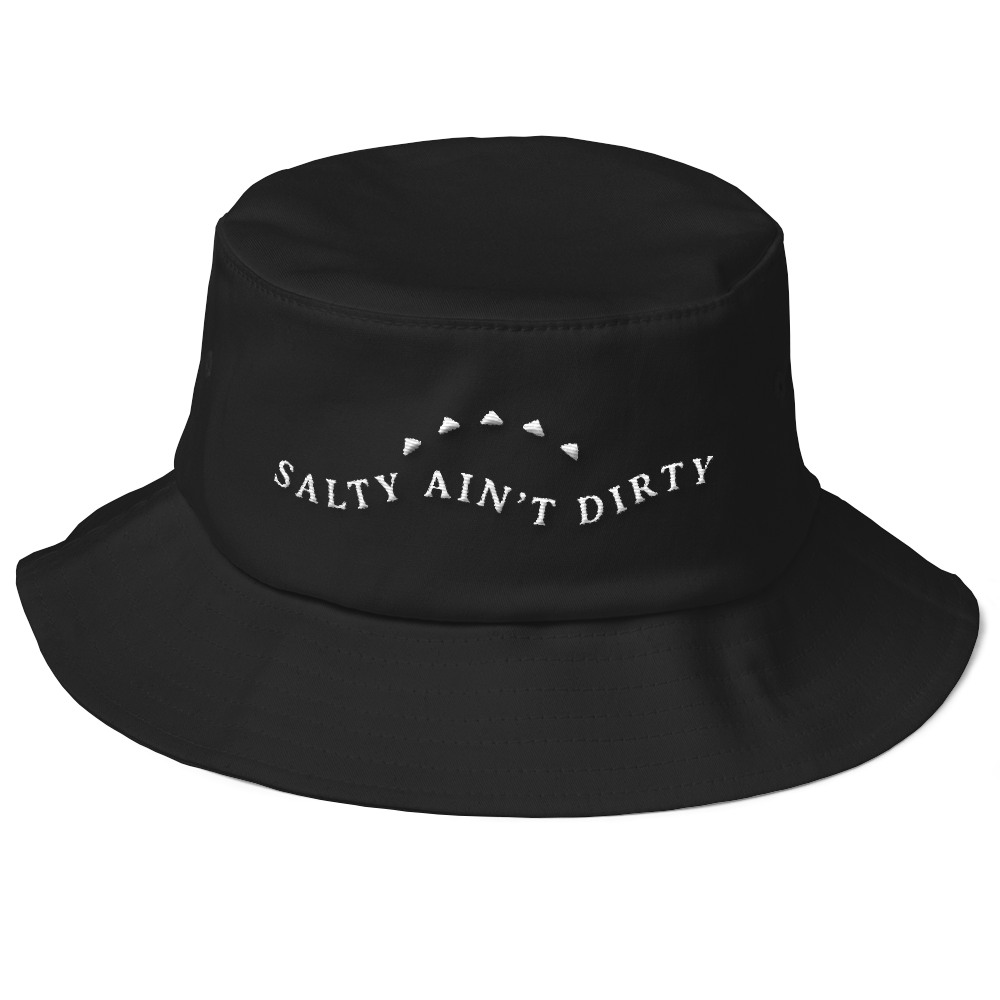 Huemankind Salty Ain't Dirty Bucket Hat - Huemankind.World