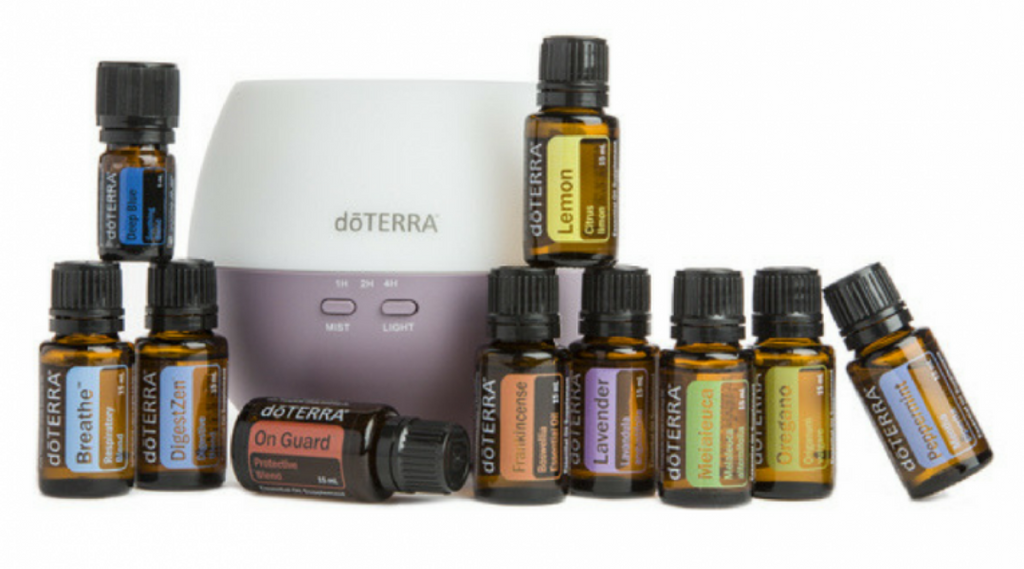 dōterra-home-essentials-kit-with-petal-diffuser