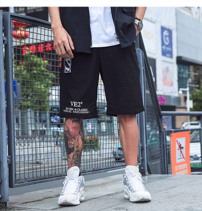 Removable Pocket Cargo Shorts