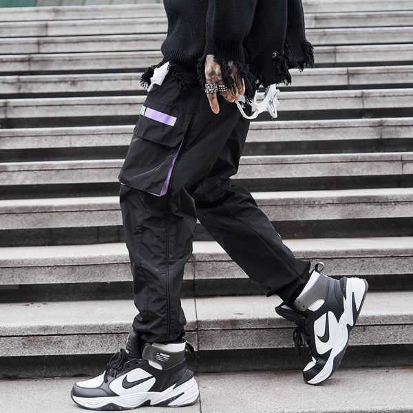Casual Hip Hop Cargo Pants