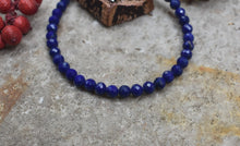 Load image into Gallery viewer, Lapis Lazuli Gemstone Bracelet