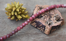 Load image into Gallery viewer, Thulite Gemstone Bracelet