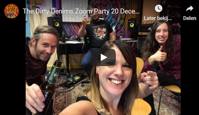 Replay Zoom party 20-12-2020