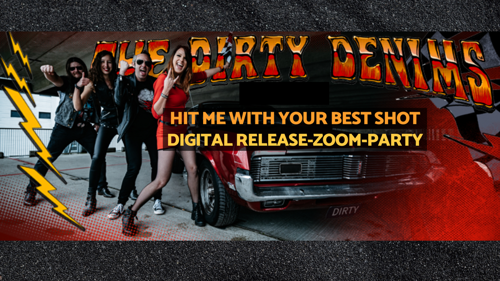 Zoom-party Hit Me With Your Best Shot digital release