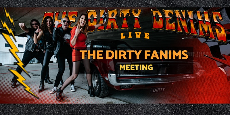 Start tickets for November 1st The Dirty Fanims meeting