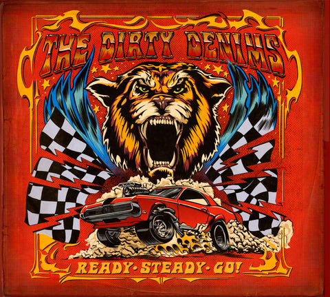 PRE-ORDER - Ready Steady Go! (CD) (incl. ticket RSG Zoom-meeting)