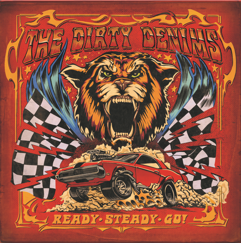 PRE-ORDER - Ready Steady Go! (vinyl) (Incl. ticket RSG Zoom-meeting)