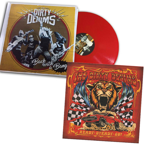 PRE-ORDER - 2 VINYL DEAL (Incl. ticket RSG Zoom-meeting)
