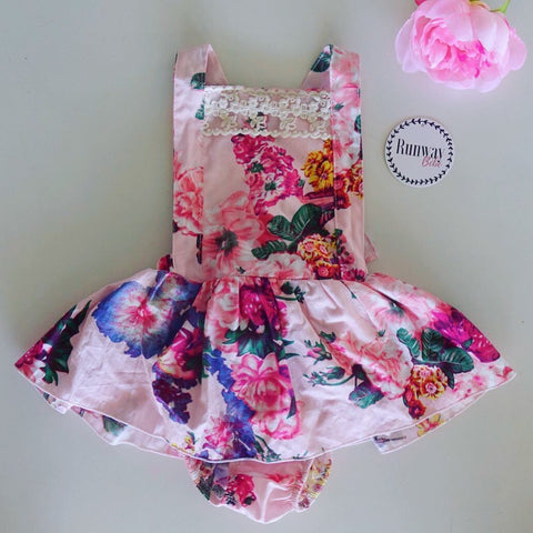 Madison Pinny/Romper