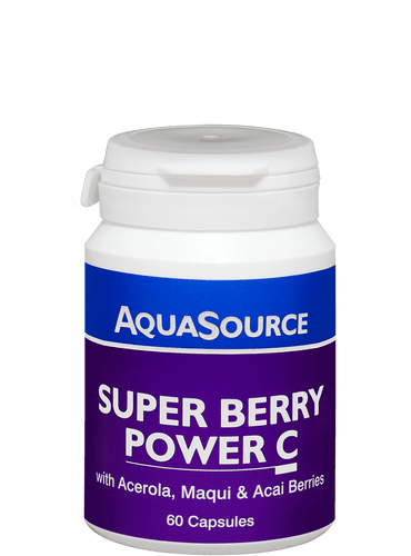 AquaSource Organic Super Berry Power C