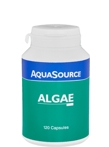 AquaSource Algae 120 Veg Caps