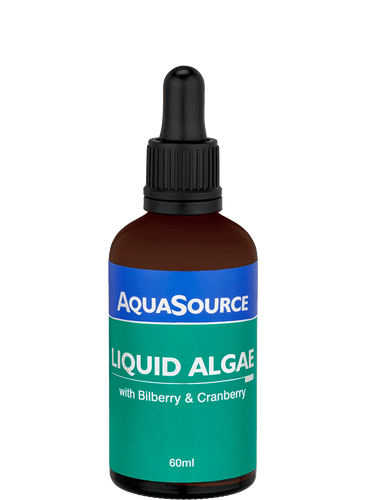 AquaSource Liquid Algae 60ml