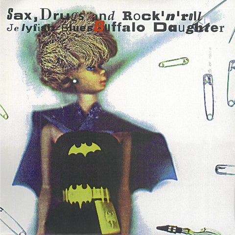 Sax,Drugs and Rock'n'roll / Jellyfish Blues (7inch)