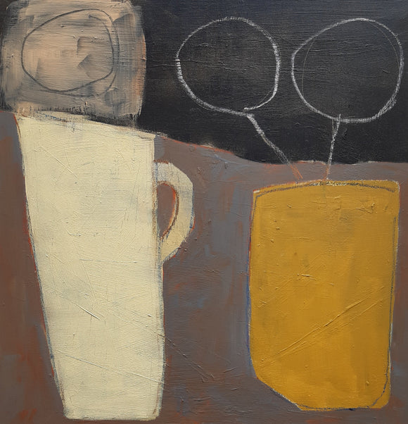 Cream Jug by Carol Douglas