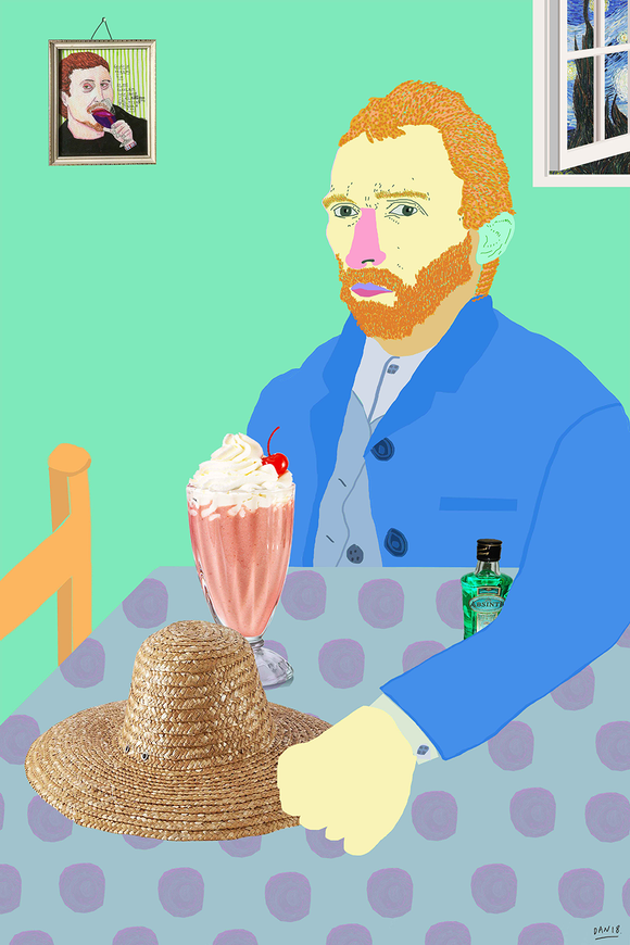 I Think I Better (van) Gogh Now by Dan Jamieson