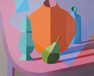 Still Life with Pear by Marcus Bolt
