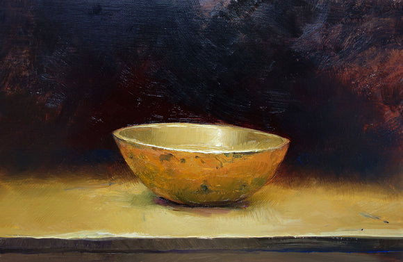 Asymmetrical Bowl by Andrew Sinclair SOLD