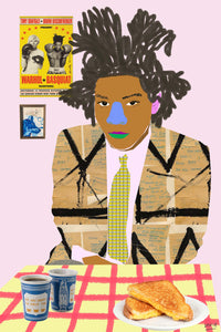 Basquiat Break by Dan Jamieson