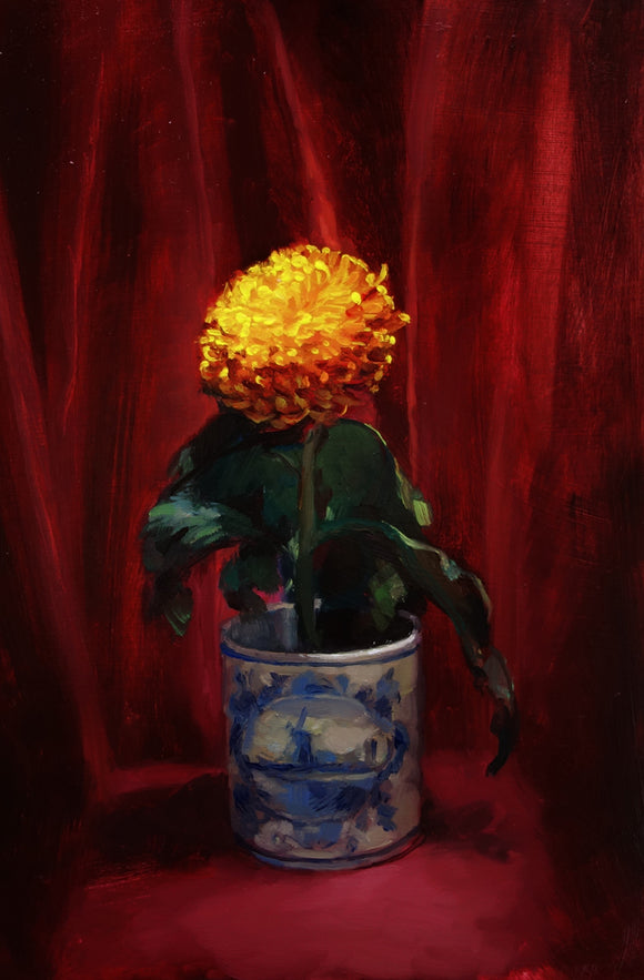 Dutch Vase by Andrew Sinclair