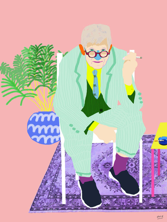 Hockney Breather by Dan Jamieson