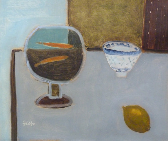 Rice Bowl by Fiona MacRae