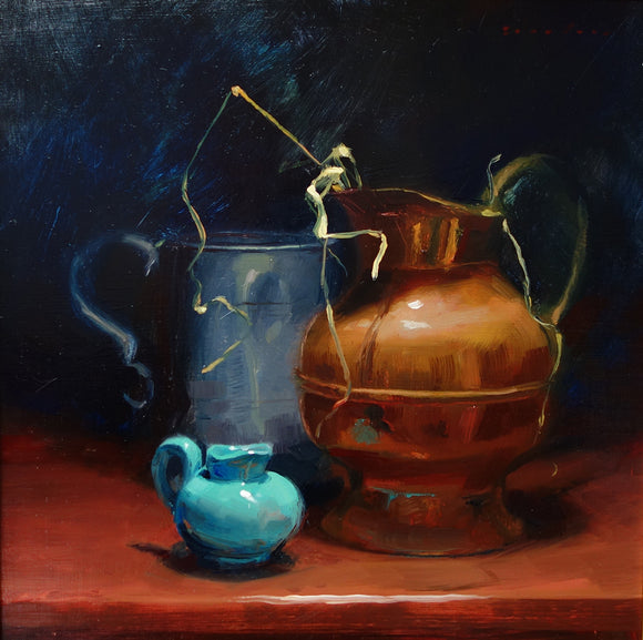 Three Jugs by Andrew Sinclair