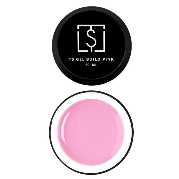 TS Build Gel Pink 50ml