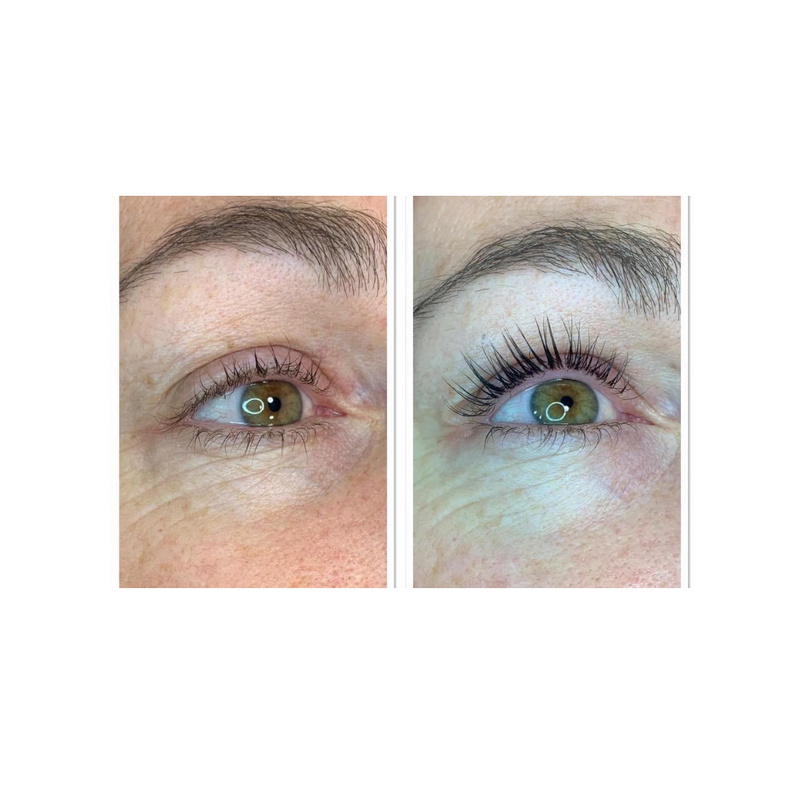 "OMSCHAKELINGSCURSUS ""ABSTRACT LASH LIFT BROW"""