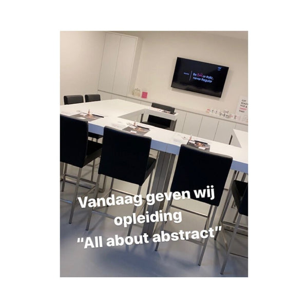 "OPLEIDING ""ALL ABOUT ABSTRACT"""