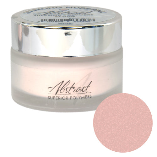 Superior Polymers Sparkling Nude Pink 50g