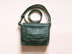 While Mini shoulder bag Pine
