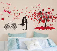 Load image into Gallery viewer, Valentine's World removable WallSticker
