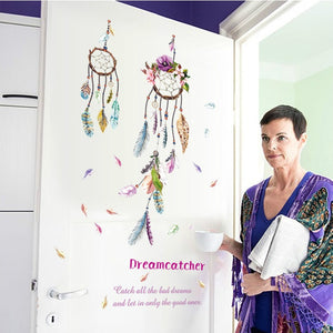 Dreamcatcher Removable Wallsticker