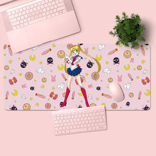 Load image into Gallery viewer, Sailormoon Mouse Pad (2 Types)