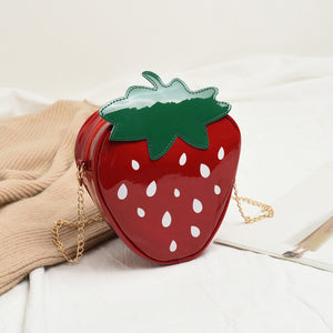 Strawberry Chain Bag