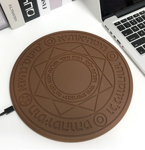 Magic Circle Wireless Charger (2 colors)