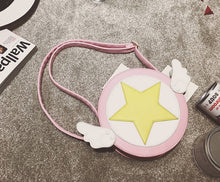 Load image into Gallery viewer, Sakura Cardcaptor Shoulder Bag