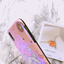 Load image into Gallery viewer, Smile Sailormoon Pink Iphone Case6/6plus7/8/7plus/8plus/X/XR /XS MAX