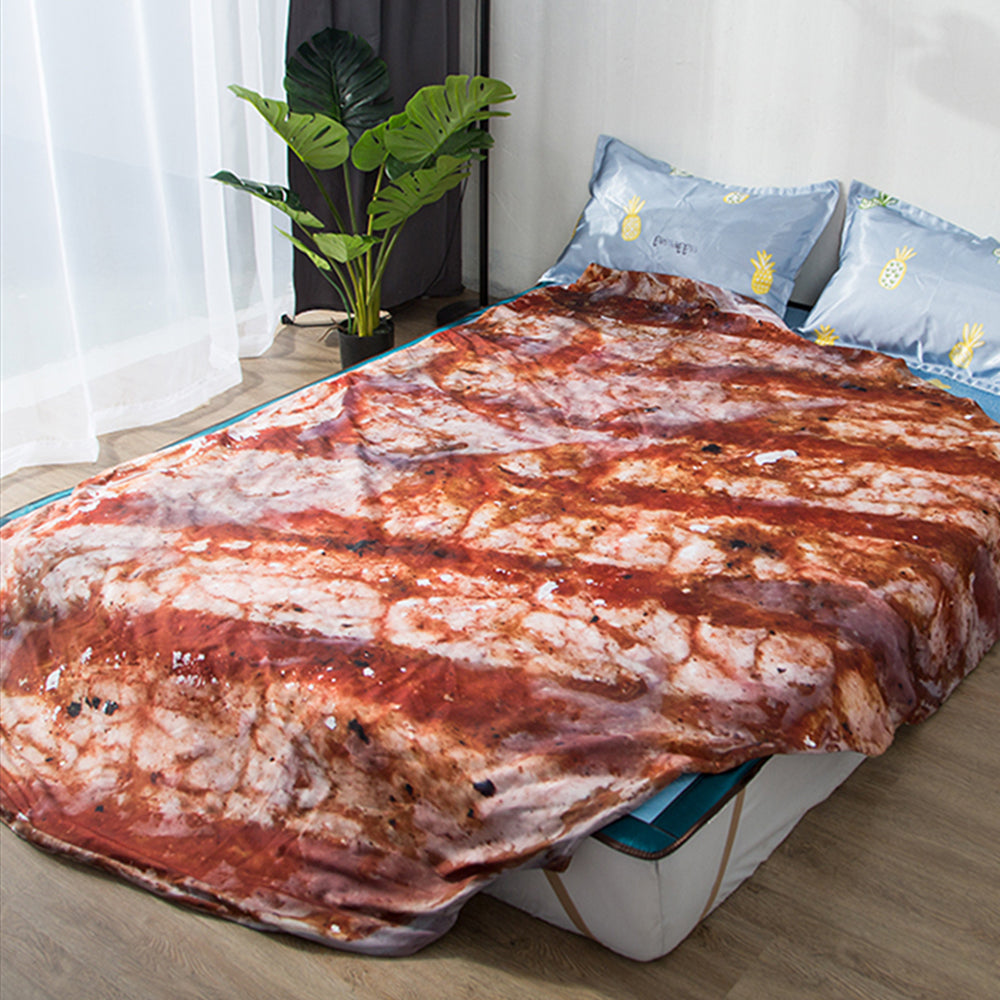 Steak Summer Blanket (4 sizes)
