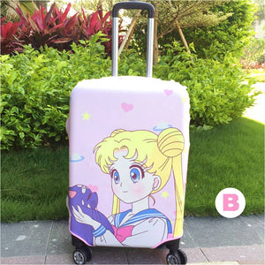 Sailormoon Luggage Cover (5 styles)