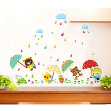 Load image into Gallery viewer, Raining Day Removable WallSticker