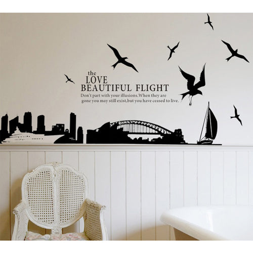 Sydney Harbour Bridge Removable Wallsticker