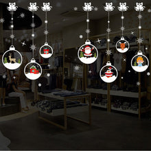 Load image into Gallery viewer, Christmas Crystal Ball Removable Wallsticker